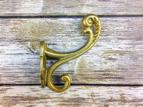 3 Rustic Coat Hooks Wall Hooks Antique Hooks Vintage Hook