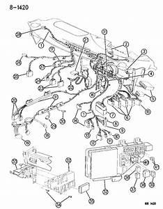1996 Dodge Stratu Wiring Diagram