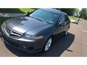2008 Acura Tsx - 6 Speed Manual With Navigation