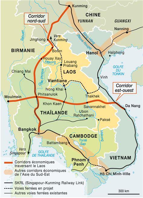 Boten Laos 2018 by Le Laos Le M 233 Kong Et La For 234 T Par C 233 Cile Marin Le Monde