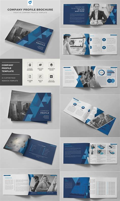 modern industrial lighting 20 best indesign brochure templates for creative