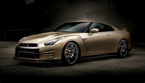 gold nissan car 2016 nissan gt r 45th anniversary gold edition 100504419 h jpg