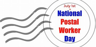 Image result for National Postal Worker's Day