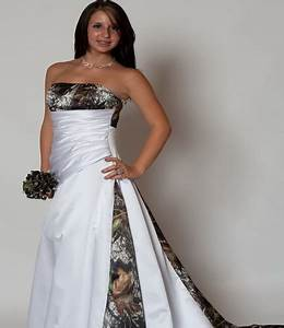 mossy oak camo wedding dresses fashion trends styles for With mossy oak wedding dress