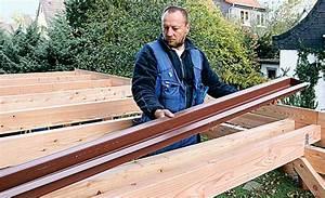 Innenliegende Dachrinne Carport : carport dach eindecken gartenhaus carport ~ Whattoseeinmadrid.com Haus und Dekorationen