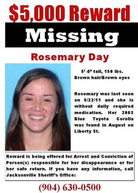 missing person poster templates excel  formats
