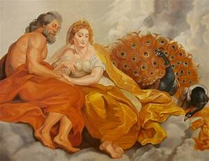 Zeus and Hera - Traditional - Artwork - los angeles - by ...