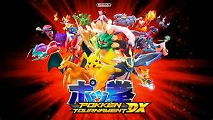 pokken tournament dx brings pokemon to nintendo switch