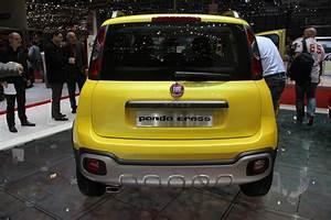 Fiat Panda Jaune : en direct de gen ve 2014 fiat panda 4x4 cross crapahuteuse des villes ~ Gottalentnigeria.com Avis de Voitures