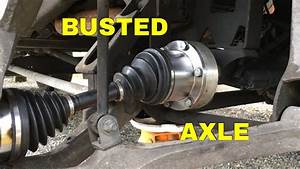 2006 Gmc Sierra 3500 Front Axle Replacement