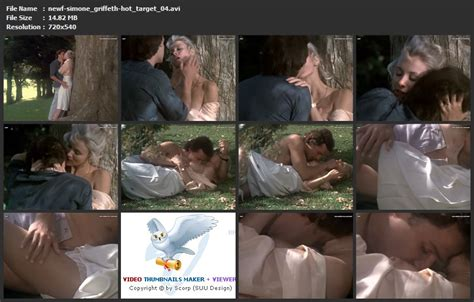 Griffeth nackt Simone  Bluffton movie
