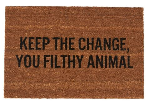 keep the change doormat holycool net
