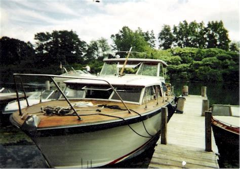 owens ladyben classic wooden boats  sale