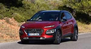 Essai Hyundai Kona Electrique : essai hyundai kona 2017 notre avis actu auto france ~ Maxctalentgroup.com Avis de Voitures