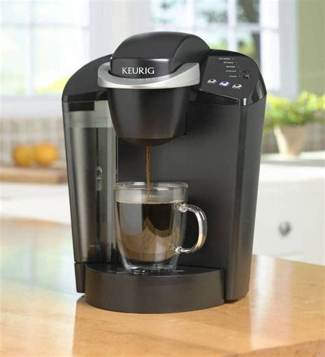 Boasting a compact design that is ideal for small spaces, this coffee maker is also portable. Keurig K55 Single Serve Programmable K-Cup Pod Coffee Maker Coffee and TEA, Coffee Tools, Coffee ...