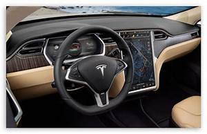 Tesla Inside 4K HD Desktop Wallpaper for 4K Ultra HD TV