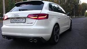 Audi A3 8v 1 8tsi Borla Exhaust