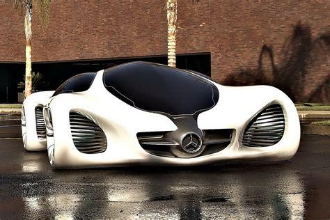 la show  mercedes biome concept   stunner carscoops