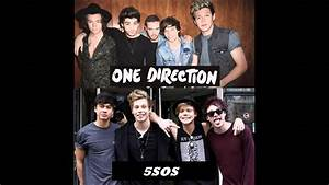 One Direction And 5sos Wallpaper | www.imgkid.com - The ...