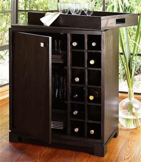 west elm bar cabinet west elm wine bar gear patrol