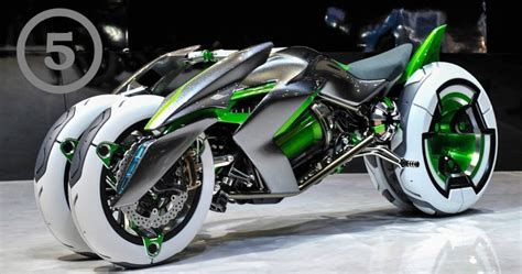 Futuristic Motorcyle : 5 Awesome Future Motorcycles