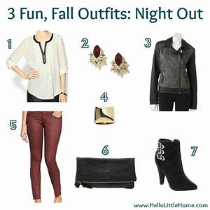 Outfit Night Casual