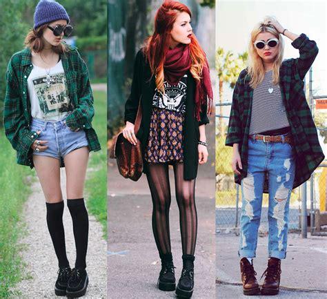 Стиль гранж и модные образы в стиле гранж