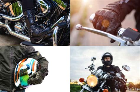 Motorcycle Safety Gear Guide For Pa & Nj