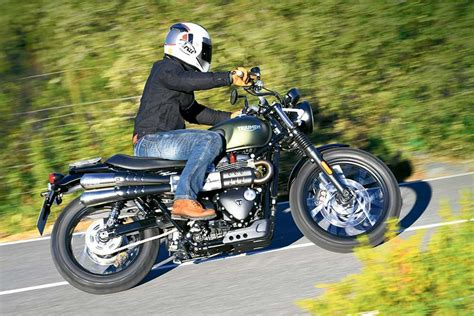 Triumph Street Scrambler (2017-on) Motorcycle Review