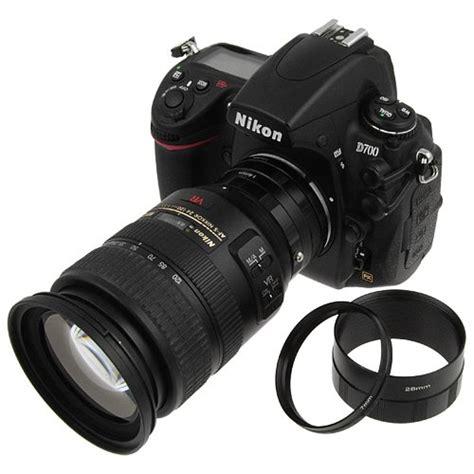 fotodiox nikon macro extension kit for nikon cameras