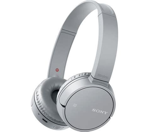 buy sony wh ch500 wireless bluetooth headphones silver