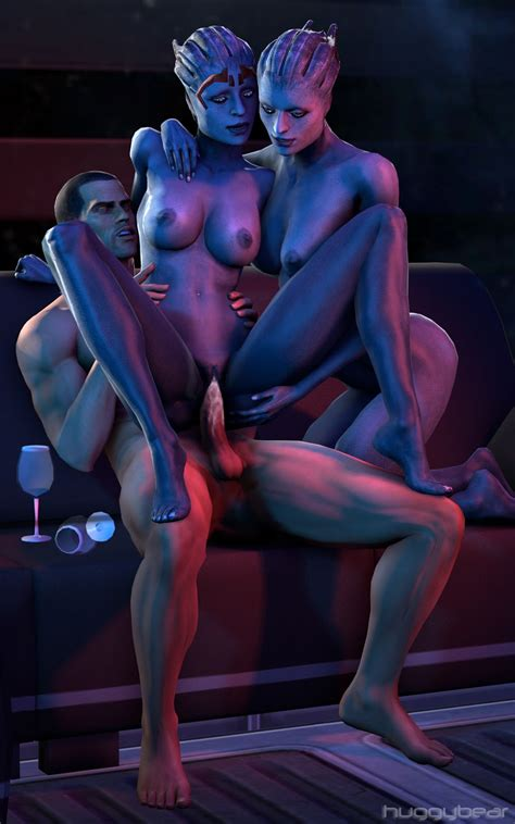Gaming Porn Mass Effect Porn Gallery Iv