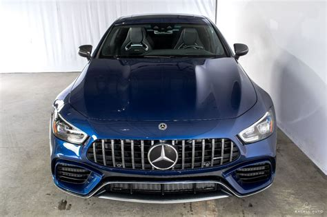 It's a 4 door coupé based on the cls, and mercedes says it is also the 4 door version of the amg gt line (so this is what you get from mixing the cls and the amg. 2019 Used Mercedes-Benz AMG GT 63 S 4-Door Coupe at Excell Auto Group Serving Boca Raton, FL ...