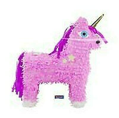 Pinata Unicorn Mexico Party Candy Hiding Place Partyspiel ...