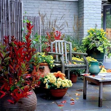 decorating in the fall 40 ideas for autumn atmosphere