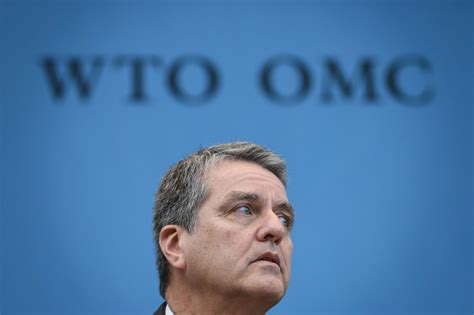 Trump's WTO criticism is 'damaging,' says trade body's ...