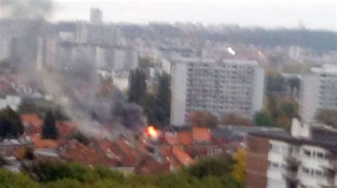 incendie frappe une habitation danderlecht ce lundi
