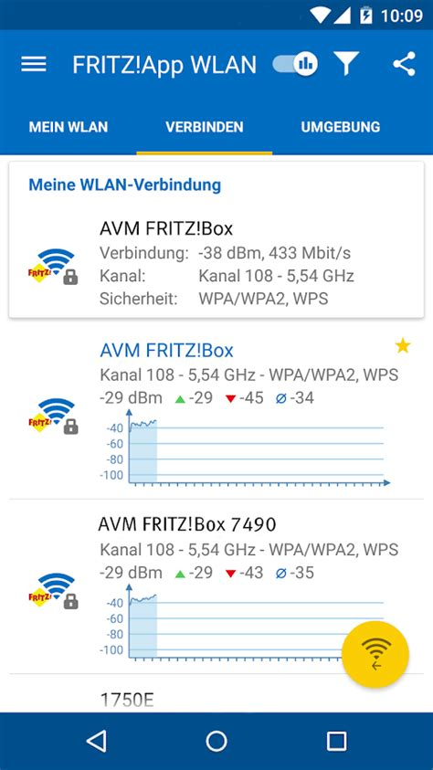 fritz app wlan android apps auf play