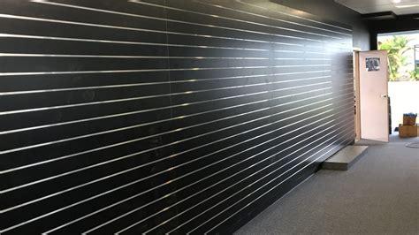 black slatwall - Storeplan