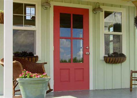 Exterior Front Door Paint Colors