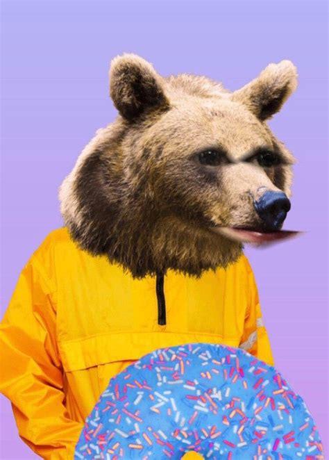 Funny Bear Snapchat Lens And Filter