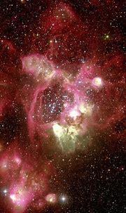 Free download Download Wallpaper 3840x2160 nebula red ...