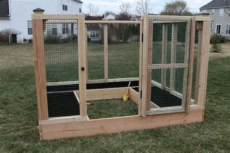Build A Raised & Enclosed Garden Bed