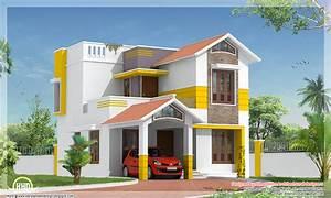 Beautiful 1500 square feet villa design