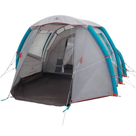 Tente Familiale 2 Chambres - air seconds family 4 1 xl decathlon