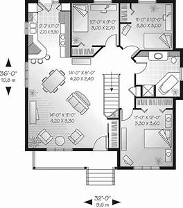 Marymere Cozy Cottage Home Plan 032d