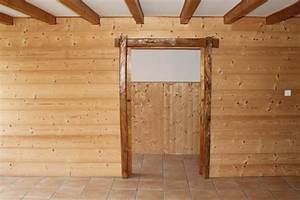 Pose Lambris Bois : pose de lambris bois lambris bois exterieur fabrication ~ Premium-room.com Idées de Décoration