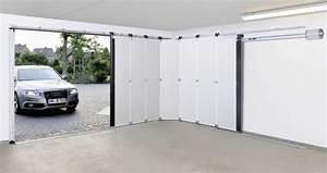 Portail De Garage Coulissant : porte de garage coulissante pvc portail garage lectrique ~ Edinachiropracticcenter.com Idées de Décoration