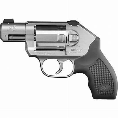 K6s Kimber 357 Revolver Stainless Barrel Steel