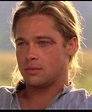 Brad Pitt in 'Legends of the Fall'.....I love his ...
